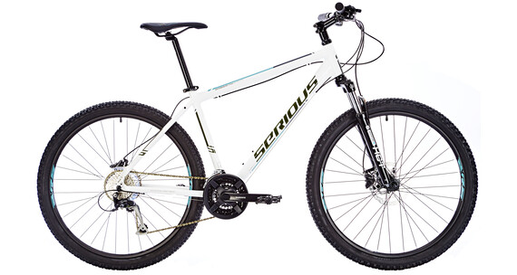 "Serious Eight Ball - VTT - 27,5"" Disc blanc"